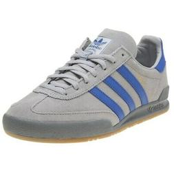 New MENS ADIDAS GRAY JEANS SUEDE Sneakers Retro