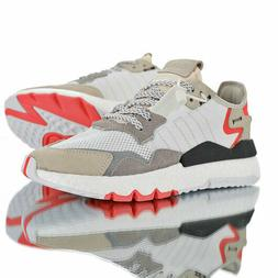 NEW MENS ADIDAS NITE JOGGER SNEAKERS F34123-SHOES-SIZE 10.5,