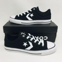 *NEW* Converse One Star Low  Casual Athletic Sneakers Black