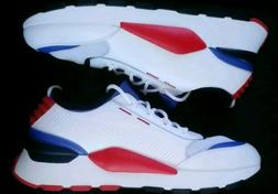 NEW Puma RS-O Sound Sneakers 366890-01 White/Red/Blue Mens S