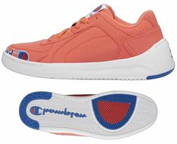 New CHAMPION Super Court Low Mens Shoes Sneakers orange