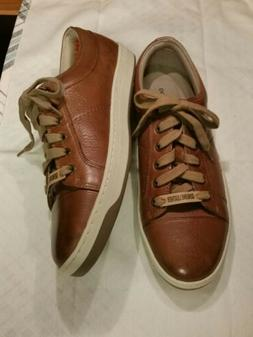 NIB Dockers Men's Shoe Sz 8/41 Norwalk Genuine Leather Sneak