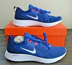 NIB MENS NIKE LEGEND REACT INDIGO FORCE RUNNING SNEAKERS SHO