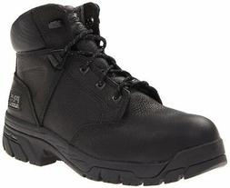 Timberland PRO Men's Helix 6-Inch WP BL Comp Lace-Up Fashion