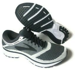 Brooks Revel Running Shoes Knit Road Sneakers White Anthraci