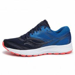 Saucony S20471-11 Cohesion 12 Blue / Navy Mens Running Shoes
