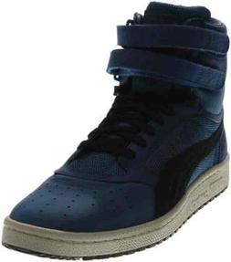 Puma Sky II High Color Blocked Leather Sneakers Casual   Sne