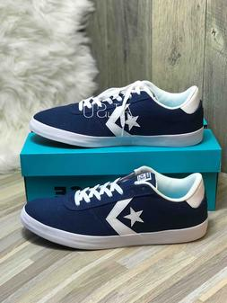 Sneakers Men's Converse Point Star Canvas Navy Blue White Lo