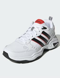 Adidas Strutter Wide men's sneakers shoes white/black/red EG