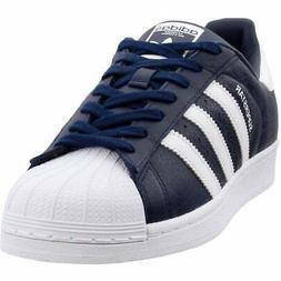 adidas Superstar Sneakers Casual    - Navy - Mens