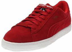 Puma Trapstar Suede  Casual   Sneakers - Red - Mens