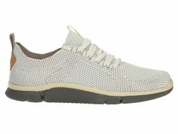 Clarks Triken Run White Men's Lace Up Active Sneaker 30967