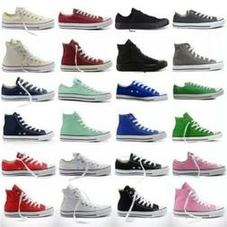 Womens Mens Authentic Classic Athletic Sneakers Low High Top